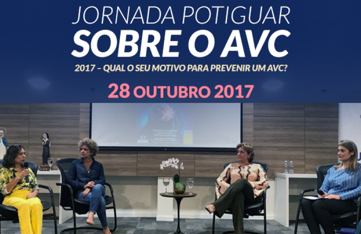 Evento - Dia Mundial do AVC